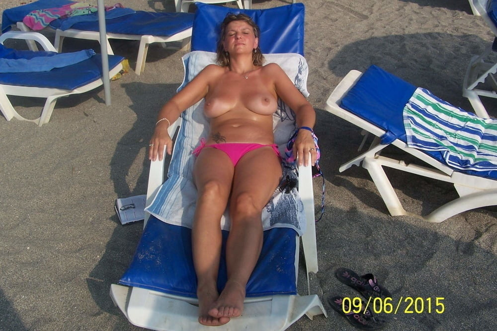 Drunk naked step mom