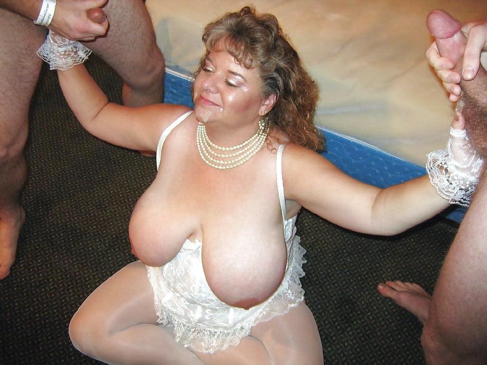Blonde amateur milf porn #1