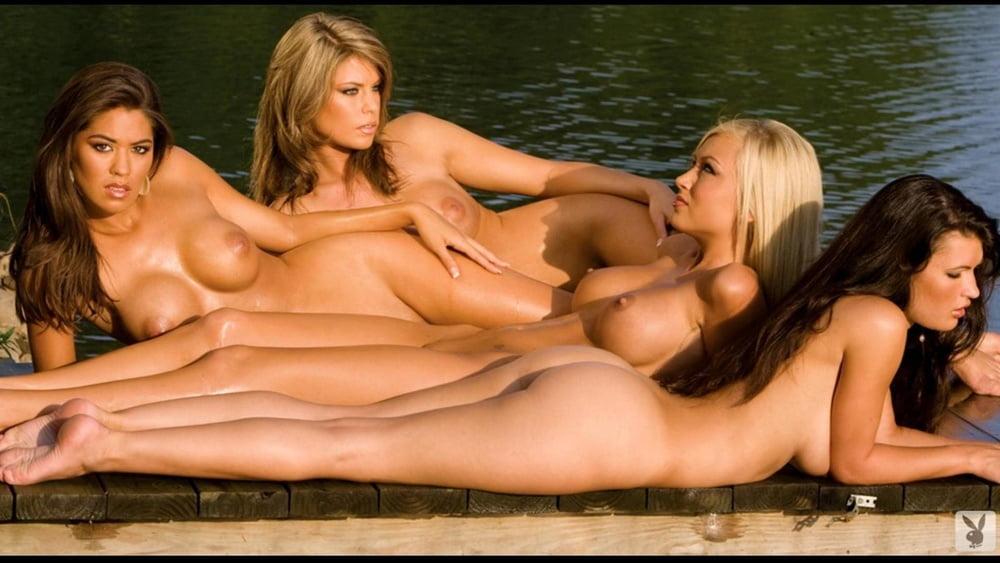 голые девушки спорт секс плейбоя - 1