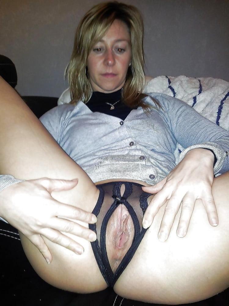 Fucked In White Panties