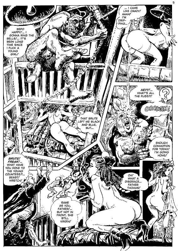 Black n white comics xxx-2131
