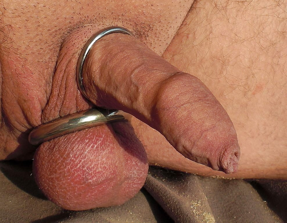 Flat Ended Penis Plug And Glans Ring Sex Toys