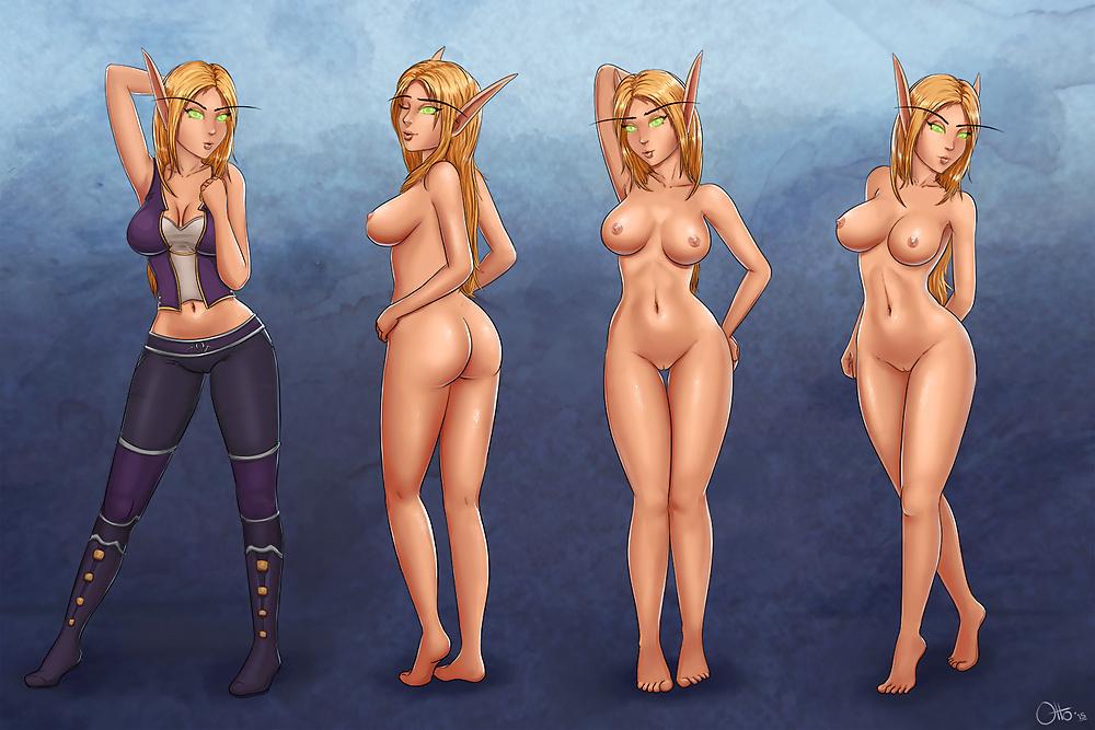 Nude World Of Warcraft Porn