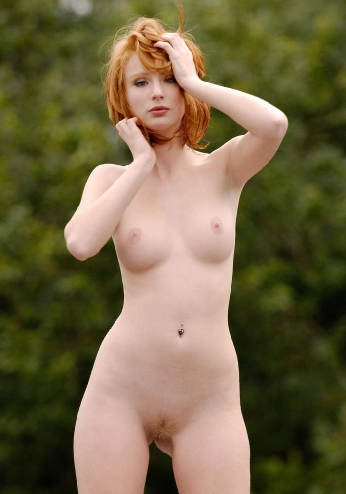 Pale ginger girls naked, gyno pussy licking porn gif