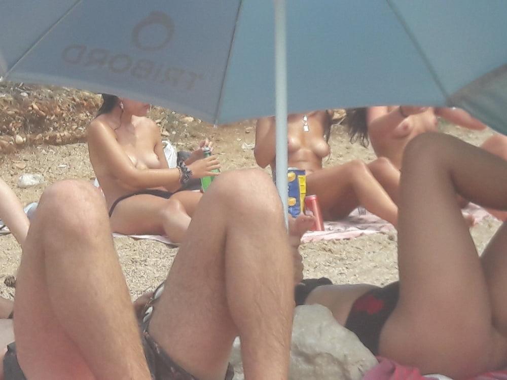 Sluts on the beach