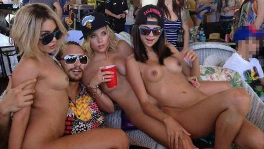 Nude beach spring break cocks