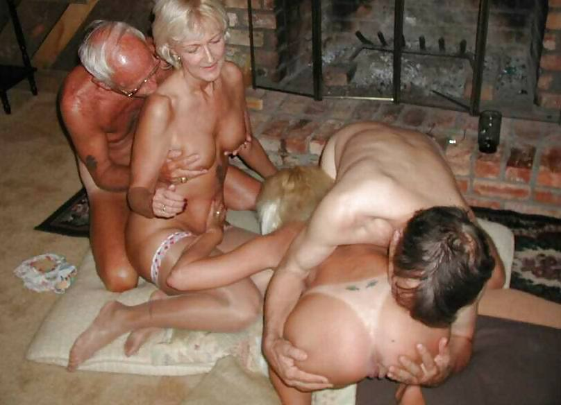 party Old orgy