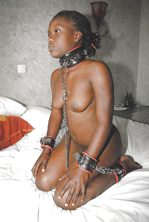 Ebony sex slave auction