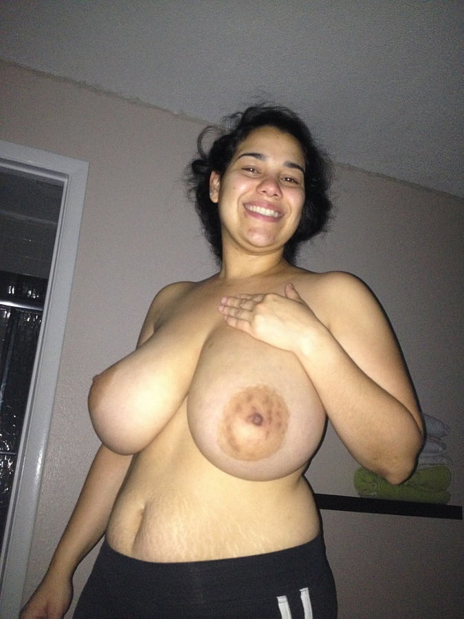 with huge tits Latina