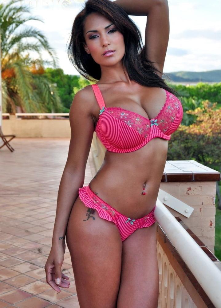 Busty babe latina riding hardtures tano porn