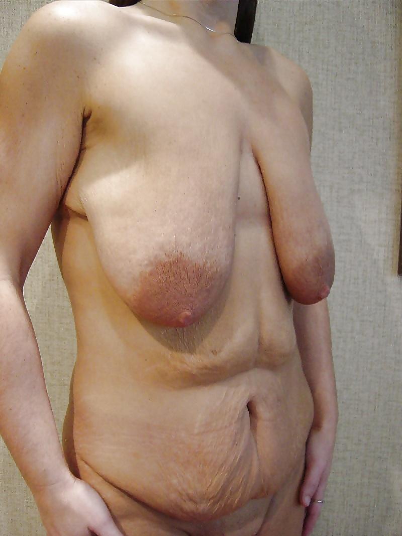 Обвисшая грудь секс фото