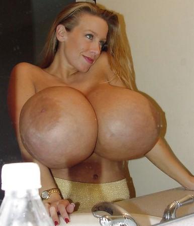 big fake tits porn