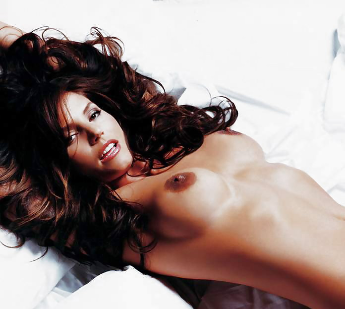 Charisma carpenter playboy spread — photo 9