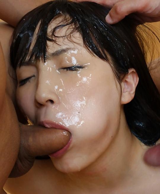Japan whore bukkake photos