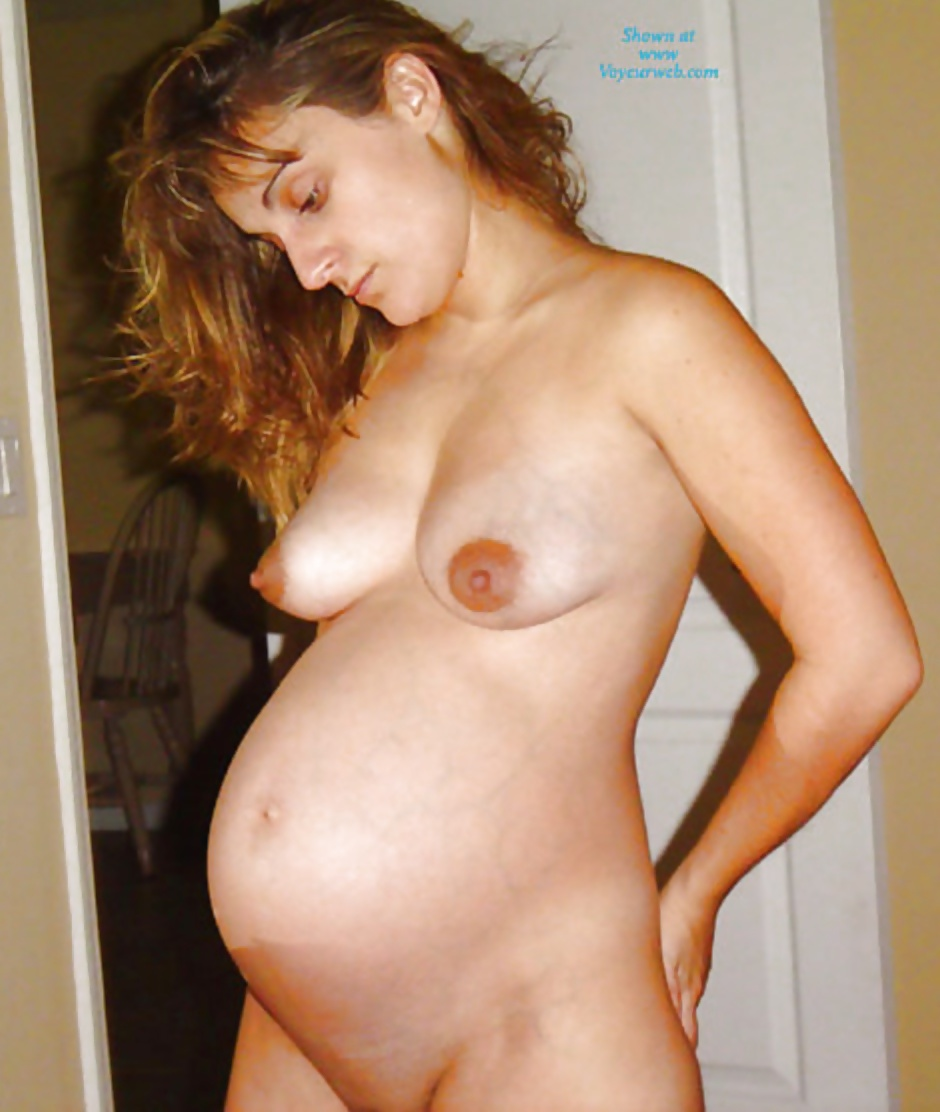 Naked pregnant women lactating