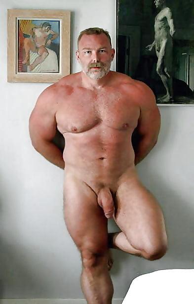 Fat man muscle