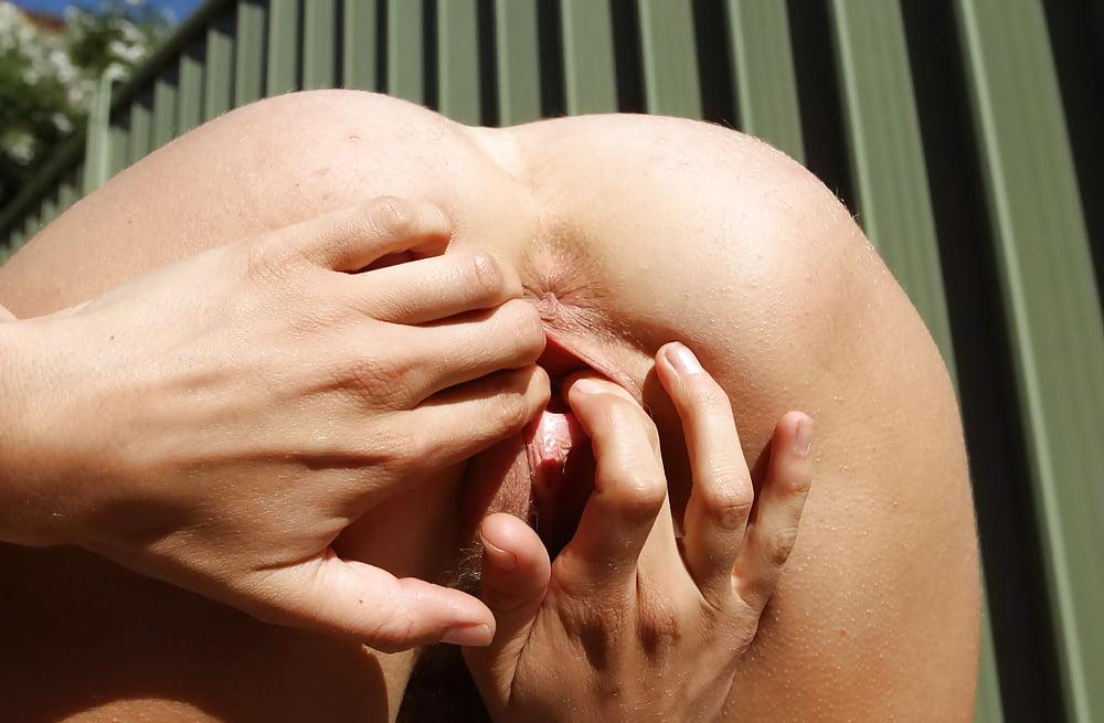 пальчиком в дырочку фото порно вами