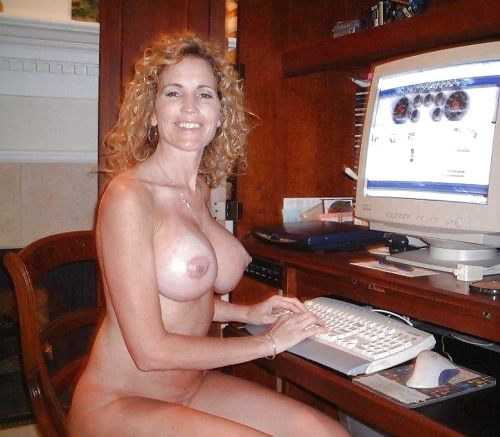 Amature wifes on computer naked, elle mcpherson nudes