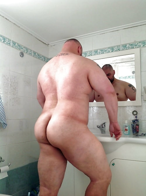 Men with fat butts