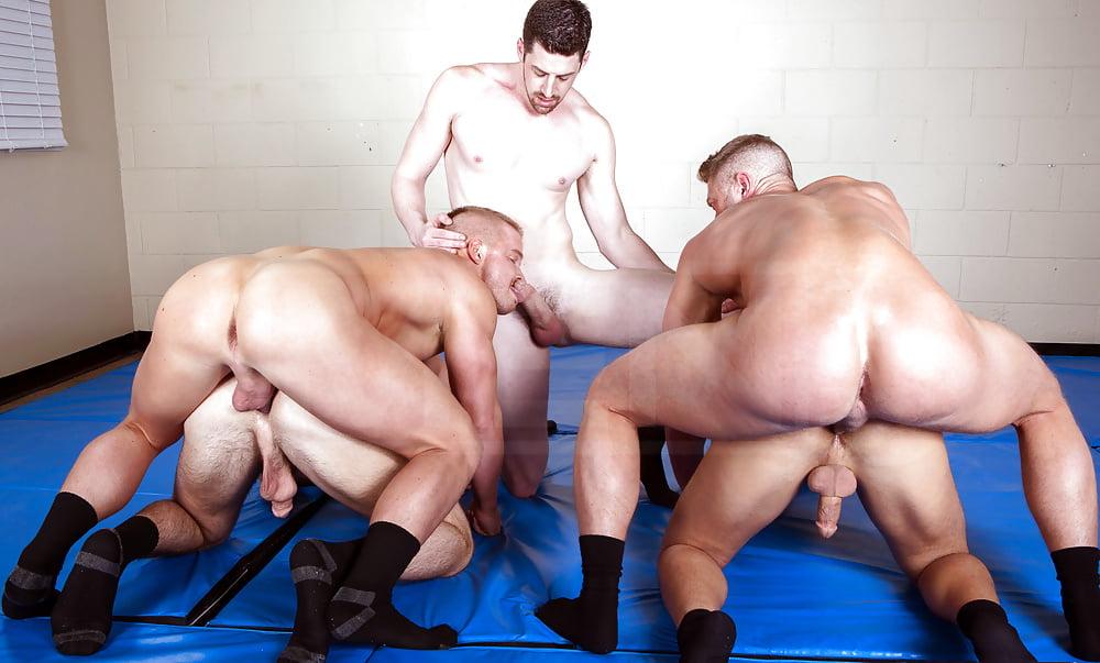 Football Team Gay Orgy Gif