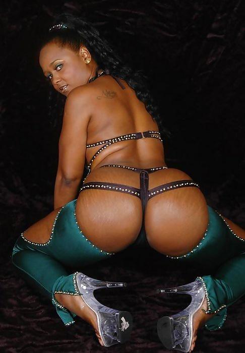 Black ass point