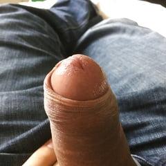 Vorhaut schwanz mit Penis mit