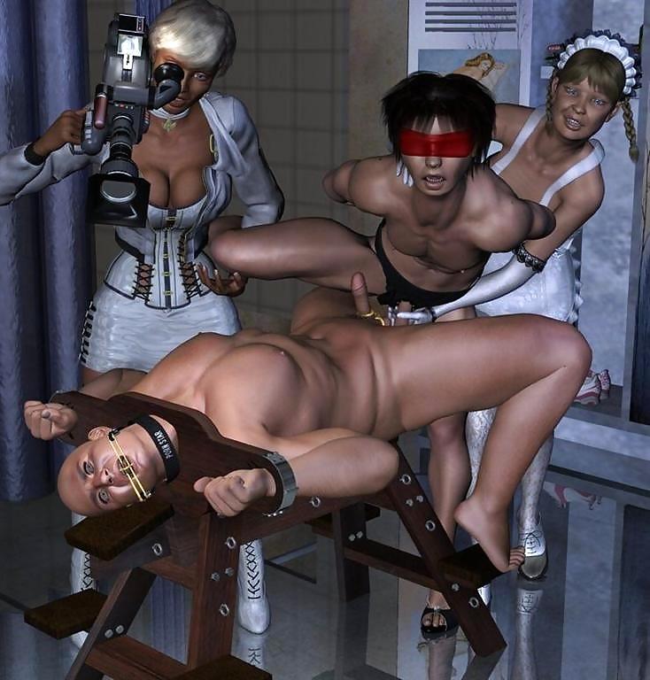 Femdom rape revenge stories