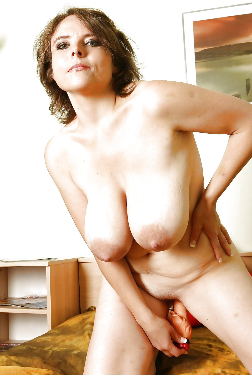 Old fat big tits