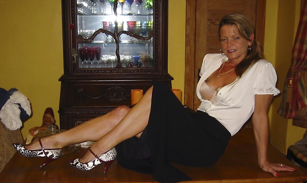 Mature wife first black