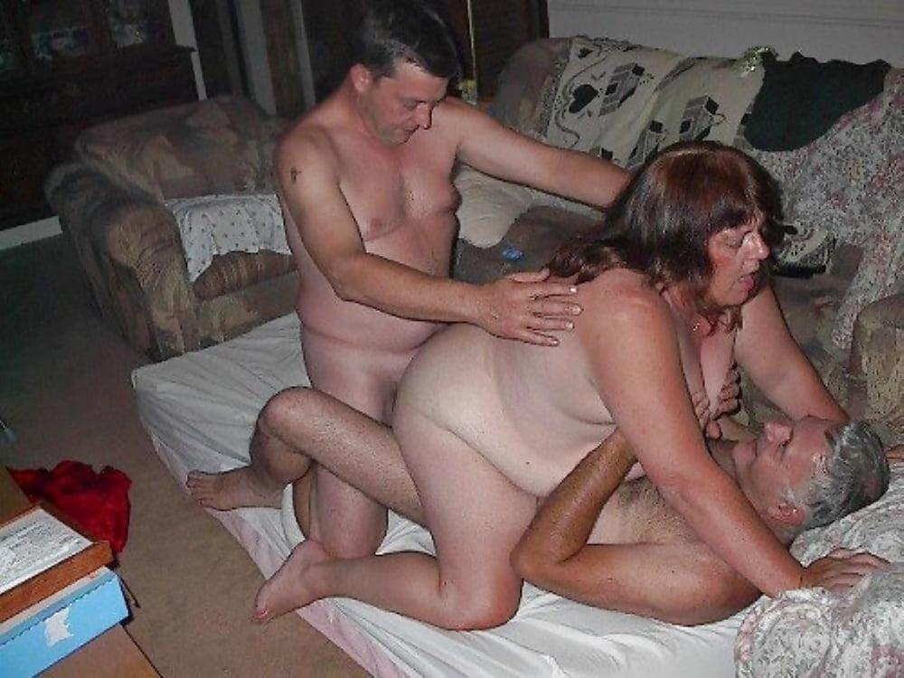 секс свингеров старых - 2