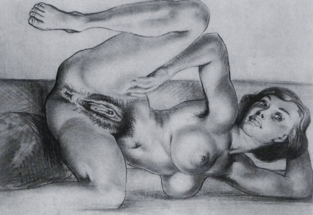 Sexy drawings of man woman having sex 12