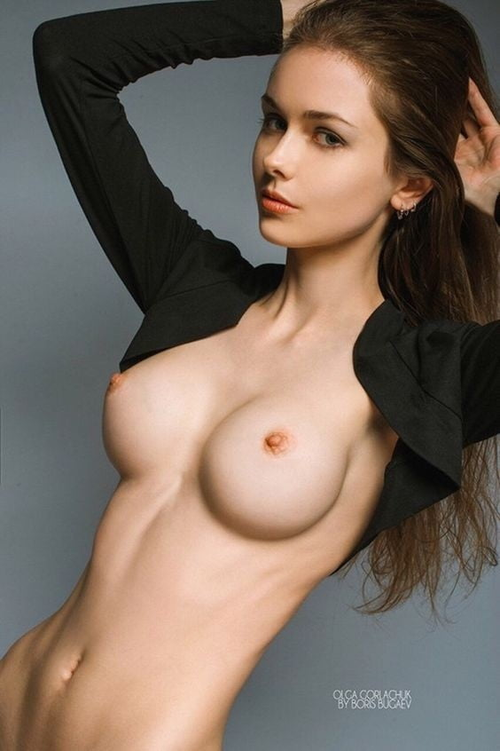 Beautiful female body naked most