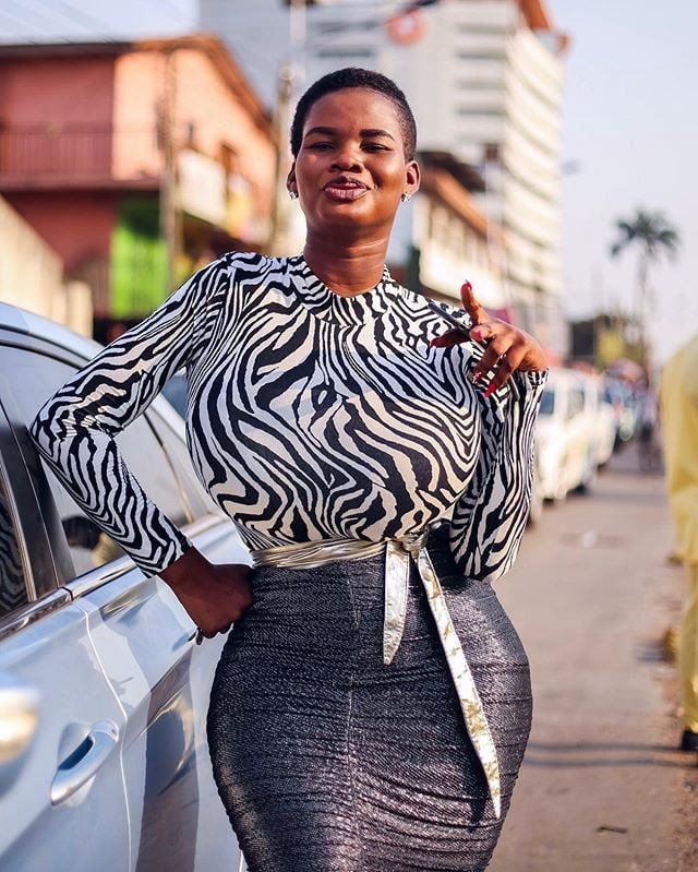 African huge tits Pamela- 25 Pics