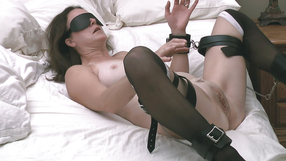 Blindfolded And Handcuffed