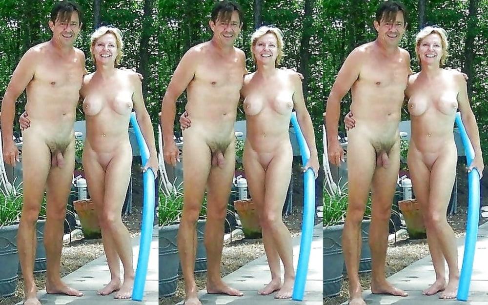 Young big tits naked