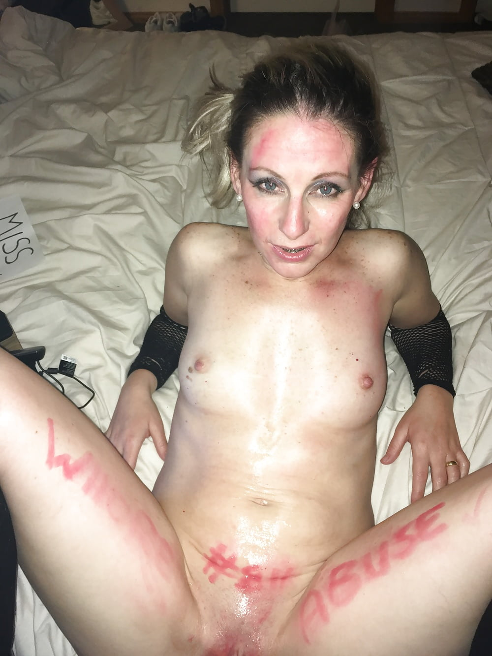 Submissive wife used by a stranger chosen by pervert hubby