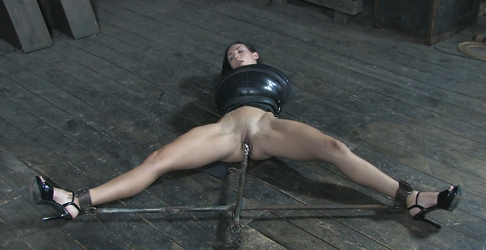Complete bondage spreader bar — photo 6