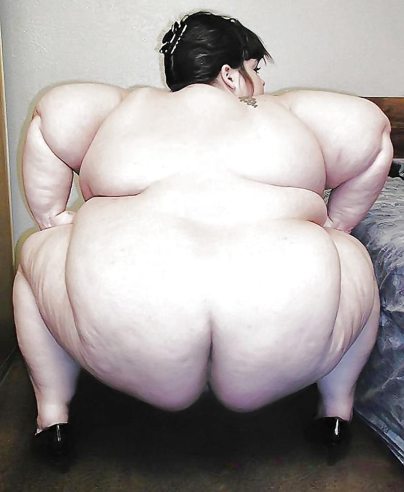 Big Fat Thick Wonderful Mega Bbw Ass Butt Booty Bum