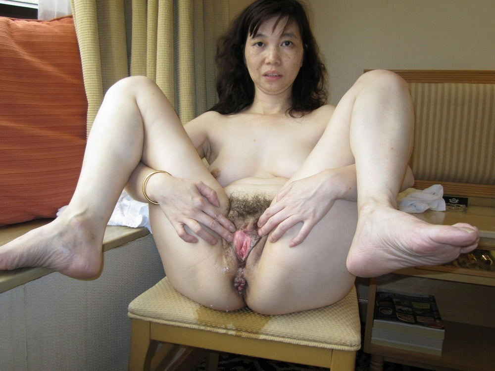 Aged asian pussy — photo 5