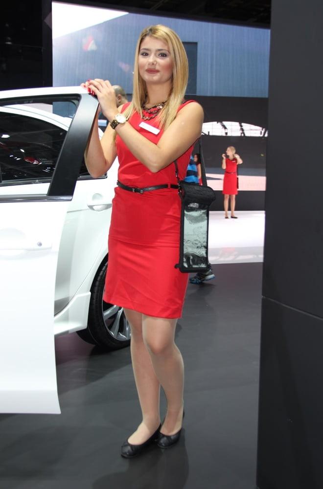 Car Show Pantyhose