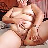 50 year old granny Maribel from OlderWomanFun
