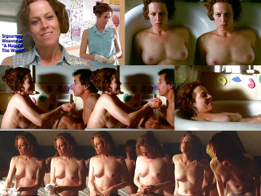 Sigourney weaver xxx nude