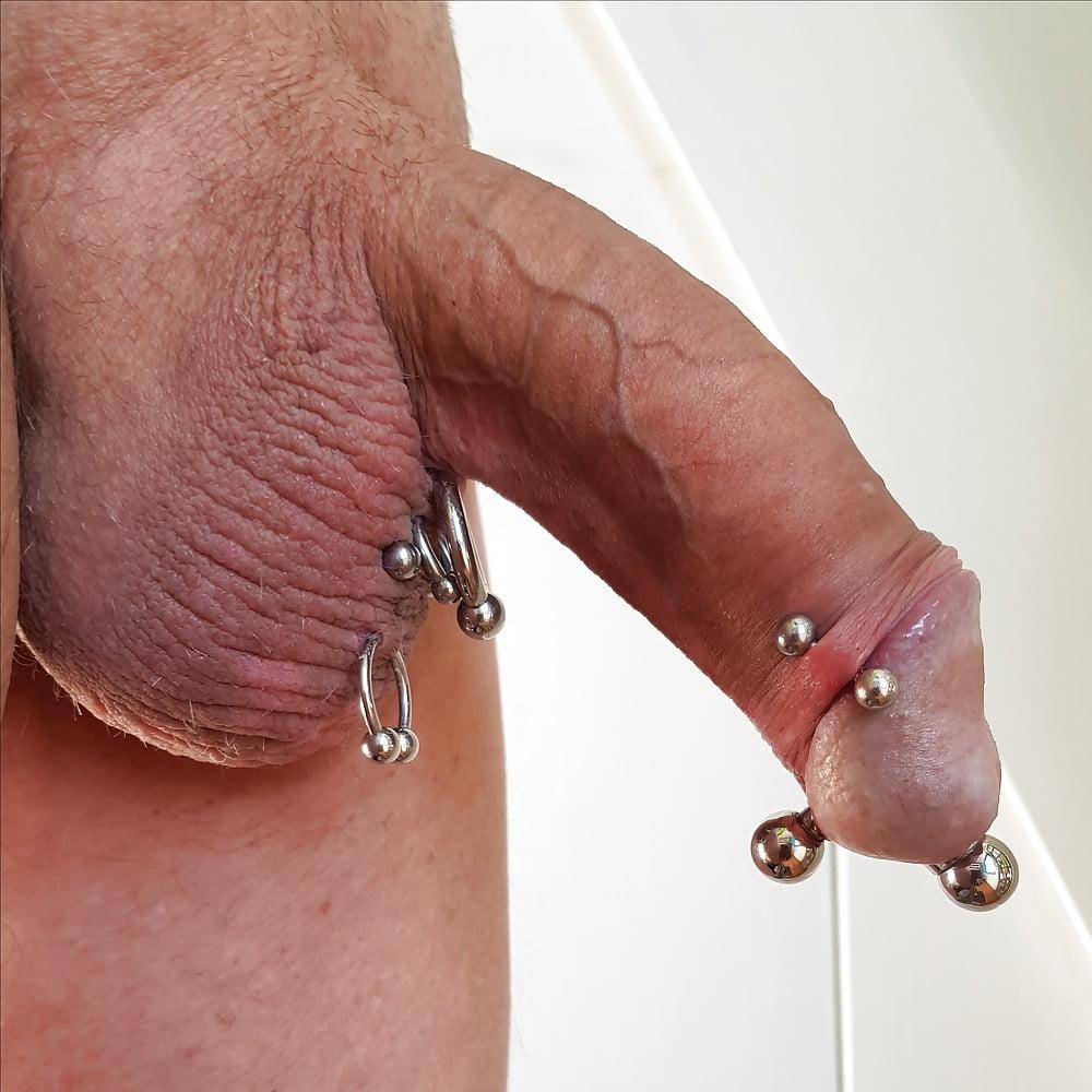 Мужик с пирсингом на члене, порно венус андрэ герцогова смотреть онлайн