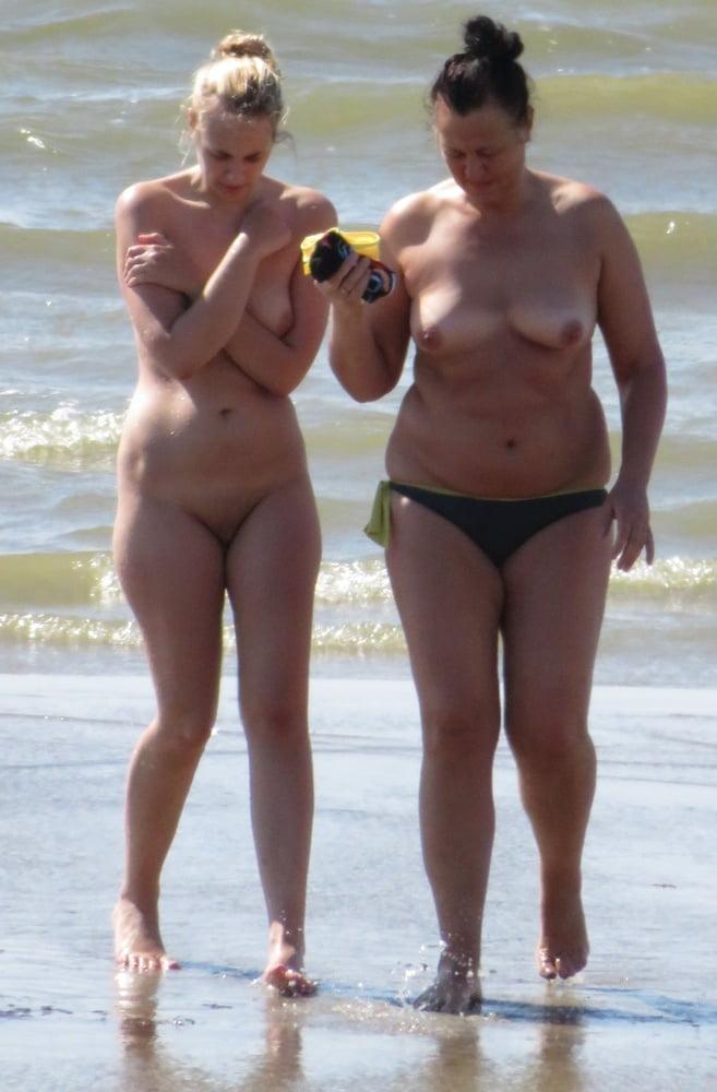 Mom Nude Beach