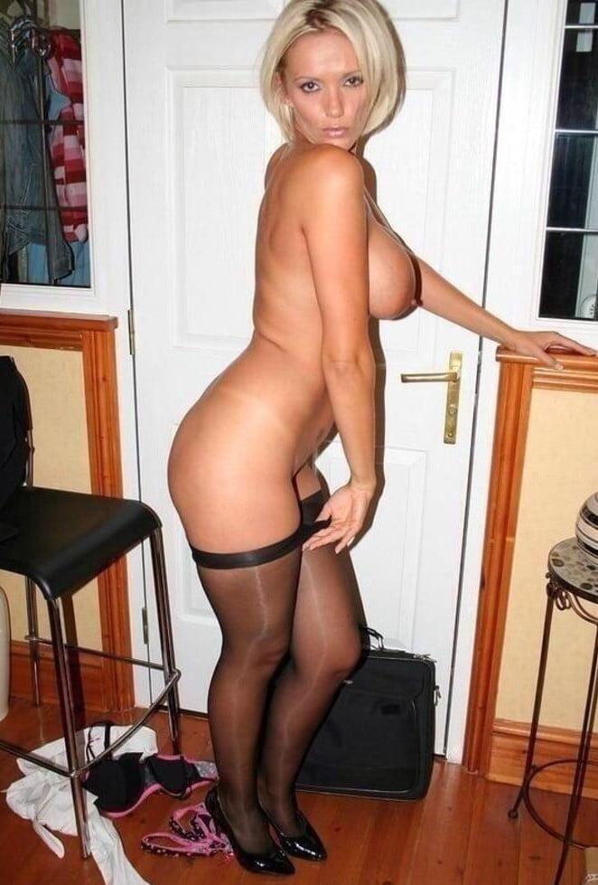 Milf High Heels Nude