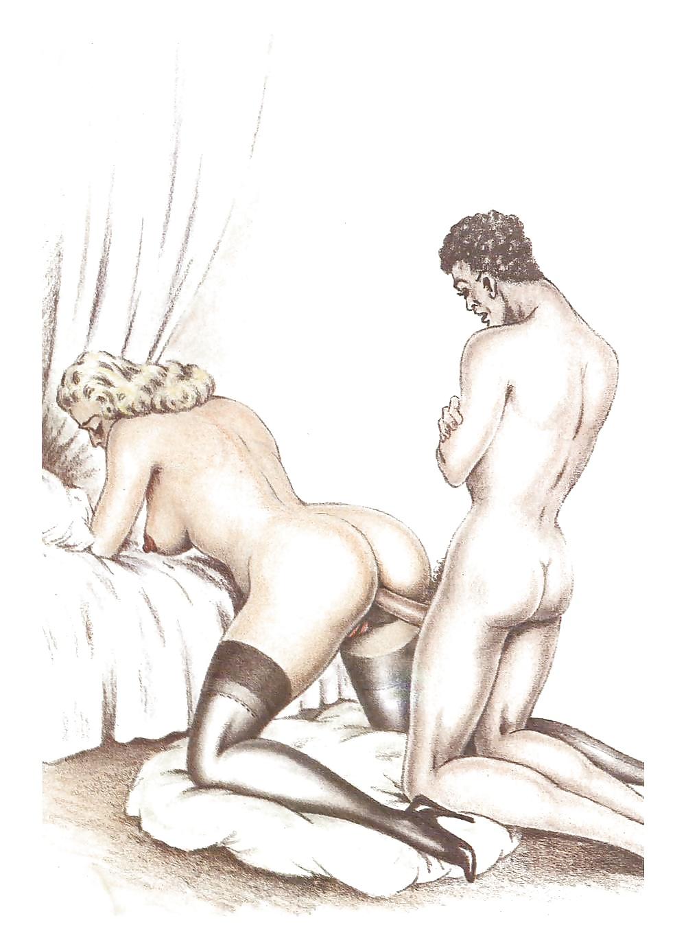 настоящее время половой акт в картинках выбритая киска