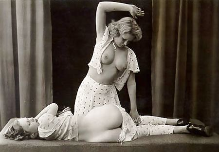 Vintage spanking pictures