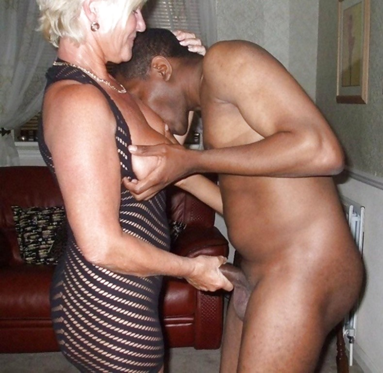 men white Black women shagging