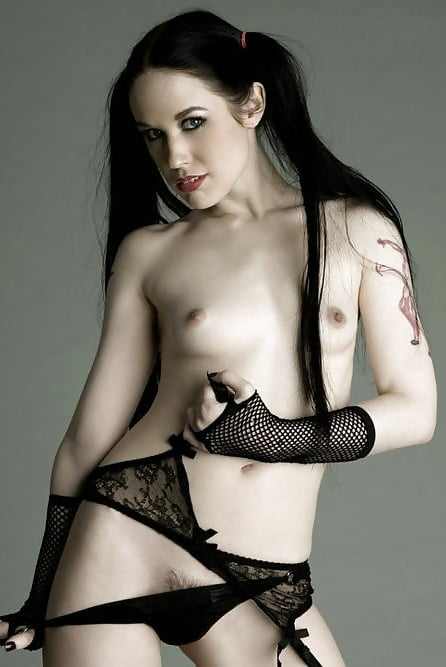 Haze goth girl from ncis nude vaughn nake pic