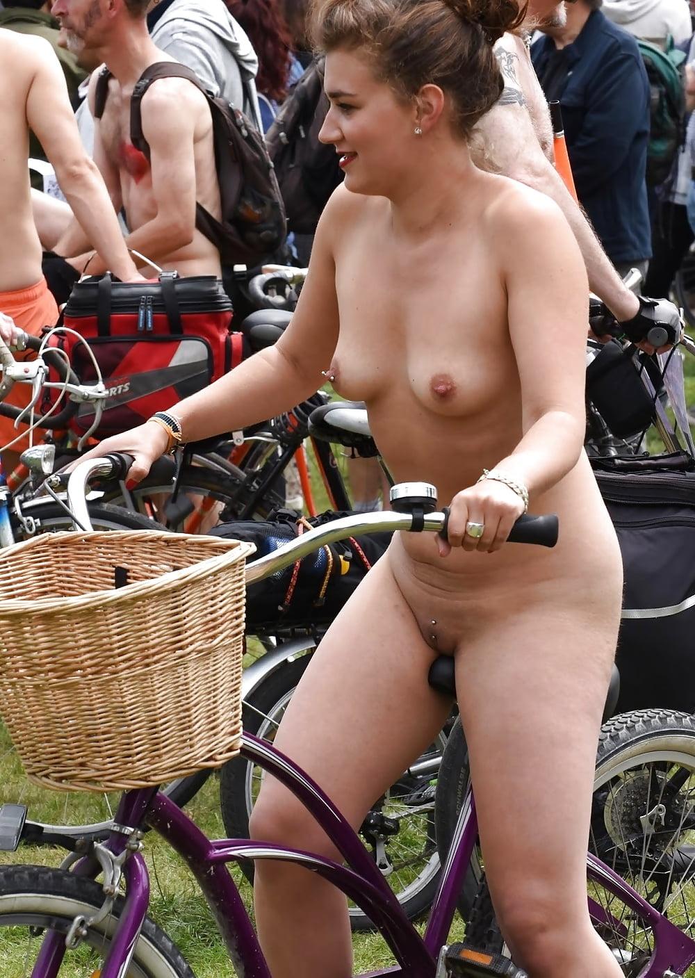 Nudist bike tits #8